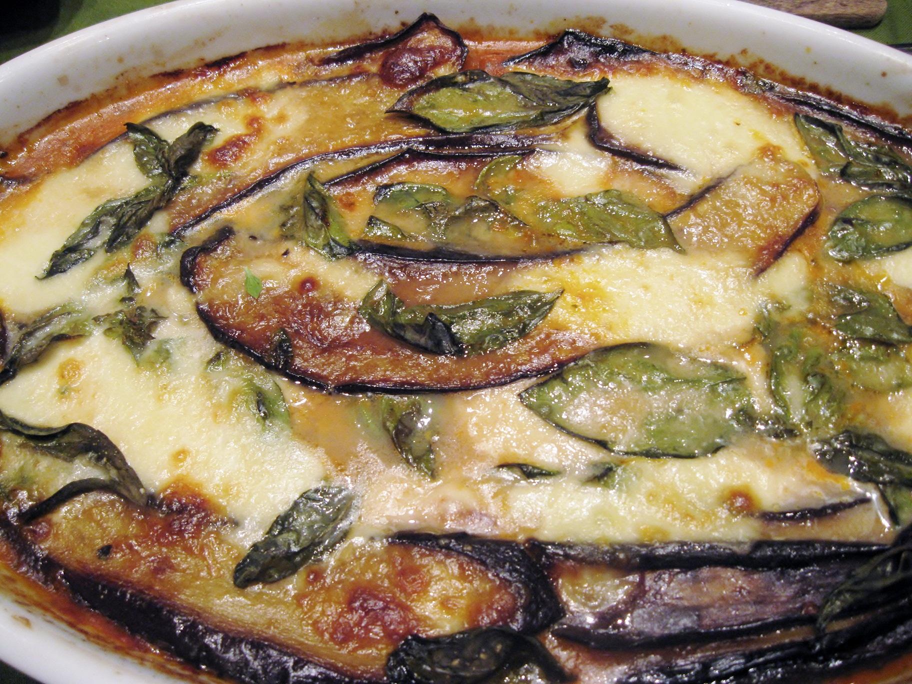 eggplant parmesan 2