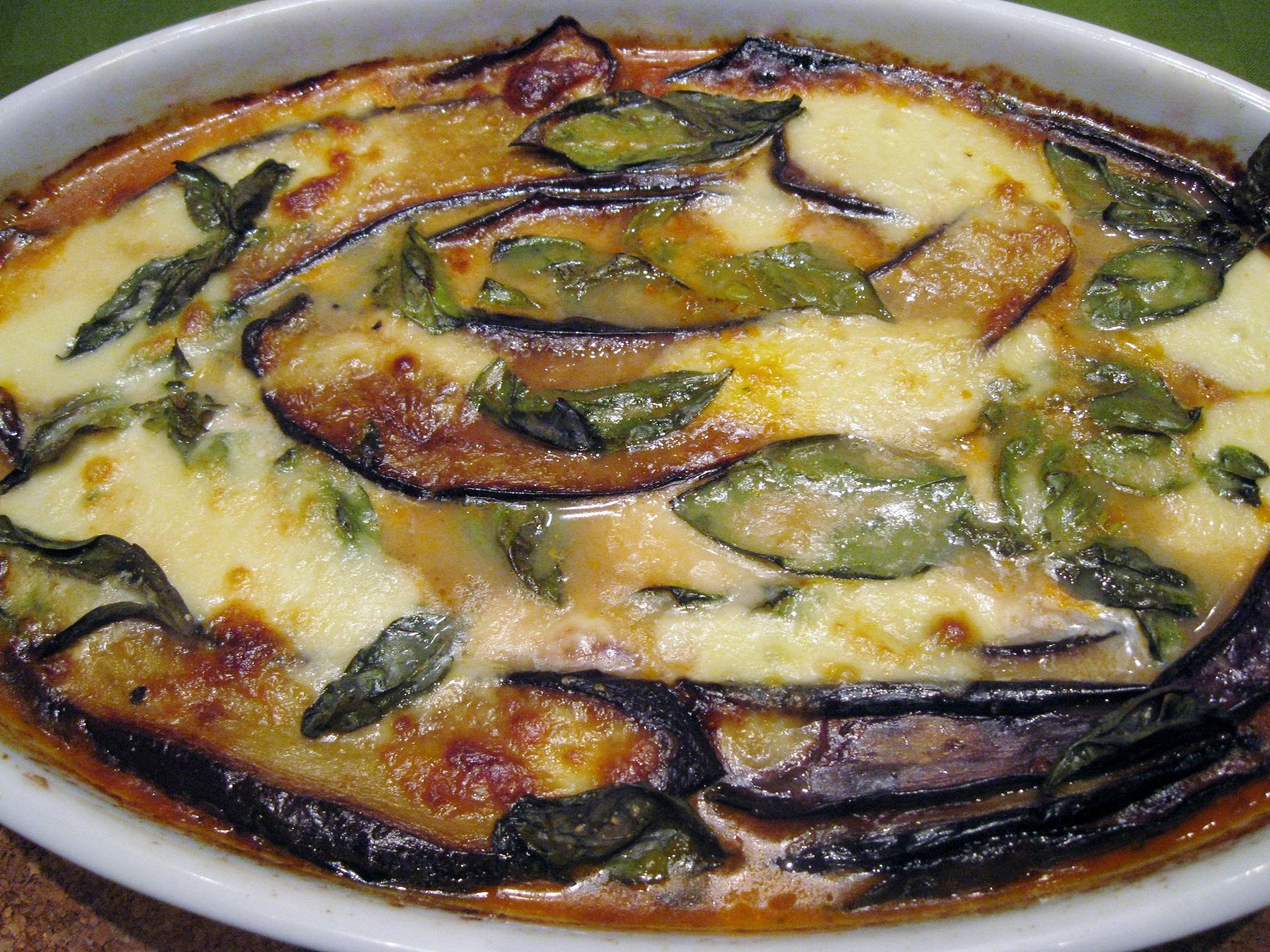 Classic Eggplant Parmigiana Recipes — Dishmaps