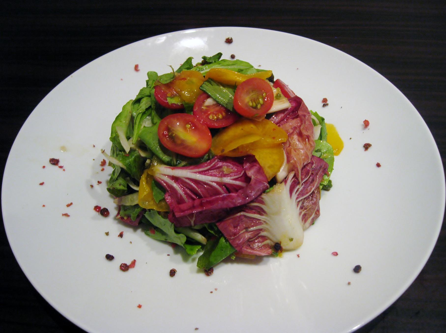 Ambrosia Summer Salad | Tales of Ambrosia